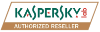Kaspersky - authorized reseller